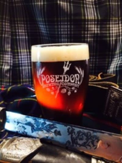 Poseidon Sea Monkey Smoked Scotch Ale • RateBeer