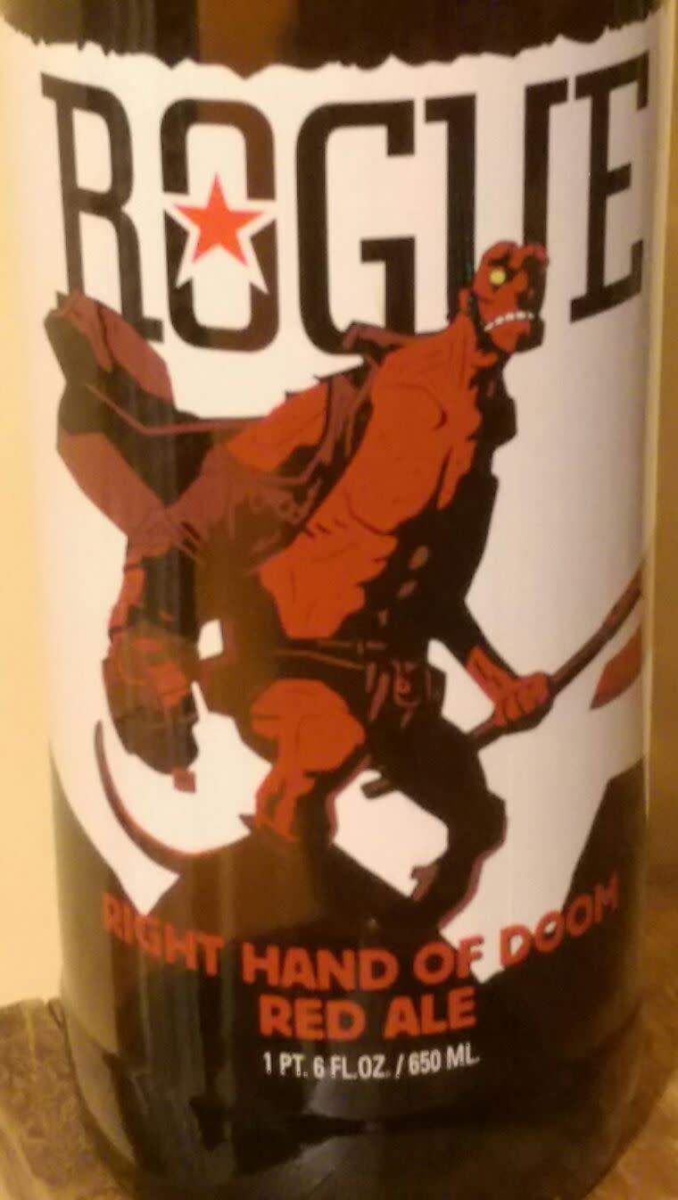 Rogue Right Hand of Doom Red Ale