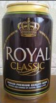 118dfa8b Royal Classic • RateBeer
