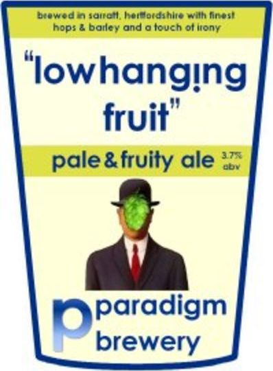 Paradigm Low Hanging Fruit