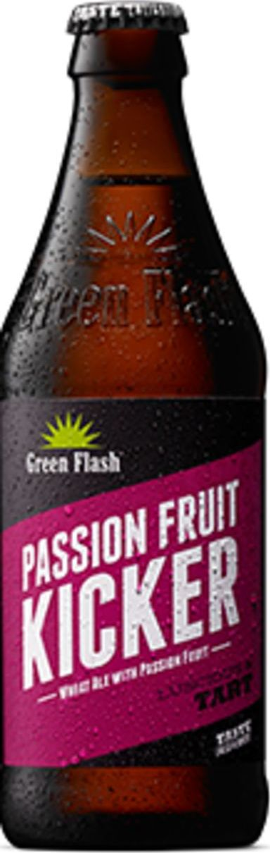 62720572098 Green Flash Passion Fruit Kicker (2016 -)