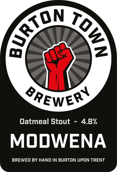 Burton Town Modwena