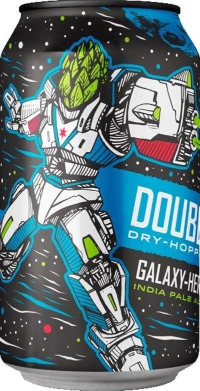 Revolution Double Dry Hopped Galaxy Hero
