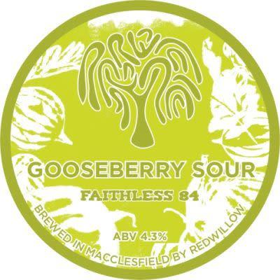 RedWillow Faithless 84 - Gooseberry Sour