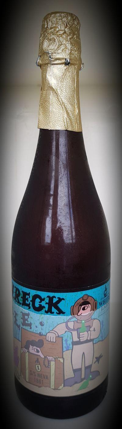 Mikkeller / White Labs Wreck Ale • RateBeer