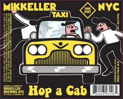 Image result for mikkeller hop a cab