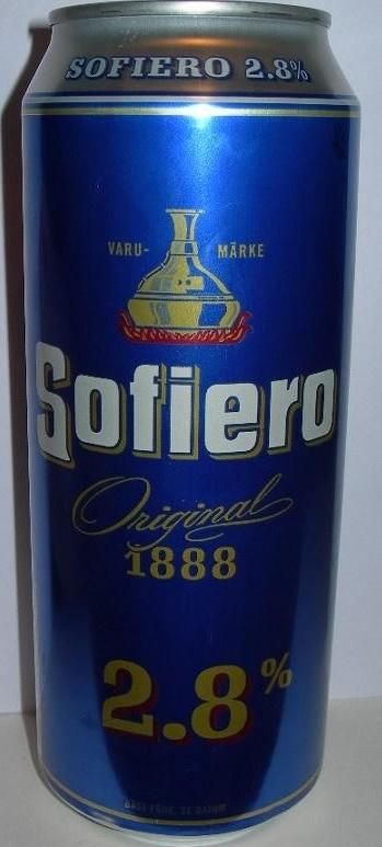 Sofiero Original 2 8% • RateBeer