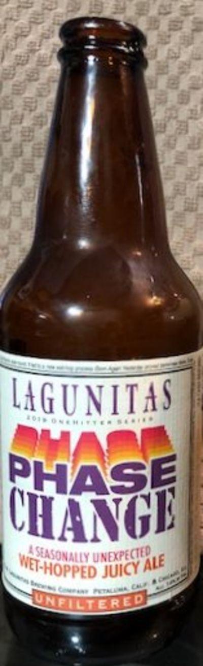 Lagunitas One Hitter Series: Phase Change