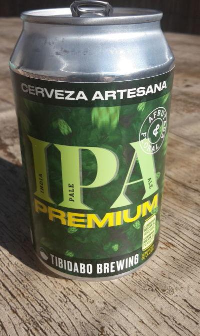 Tibidabo Premium IPA