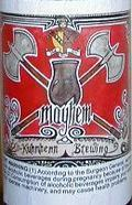 Kuhnhenn Mayhem Belgian Dark Strong Ale