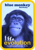 Blue Monkey Evolution