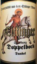 Eittinger St. Georg Doppelbock Dunkel