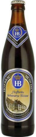 Hofbräu München Schwarze Weisse