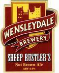 Wensleydale Sheep Rustler Nut Brown