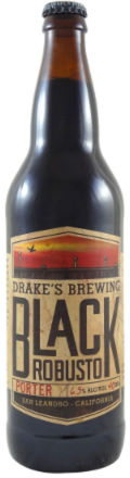 Drakes Black Robusto Porter