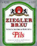 Ziegler Bräu Ziegco Pils