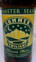 Wasatch Summer Twilight