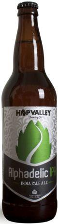 Hop Valley Alphadelic IPA