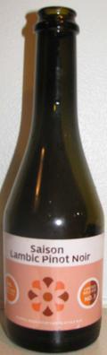 Nørrebro Saison Lambic Pinot Noir