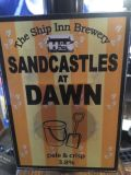 Ship Inn Sandcastles At Dawn
