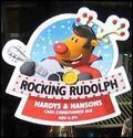 Hardys & Hansons Rocking Rudolph (Cask)