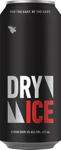 Moosehead Dry Ice