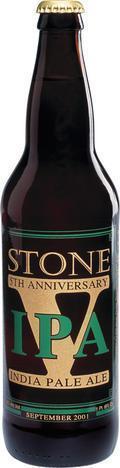 Stone 20th Anniversary Encore Series: 5th Anniversary IPA