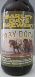 Barley Days May Bock