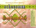 Schans Voorjaarsbier