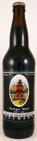 Old Schoolhouse Hooligan Stout