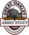 Great Oakley Abbey Stout