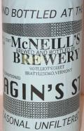 McNeill's Reagins Stout