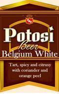 Potosi Belgium White Beer