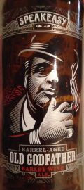 Speakeasy Old Godfather (Bourbon Barrel Aged)