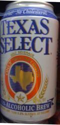 Texas Select Non-Alcoholic Beer