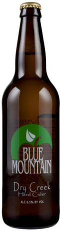 Blue Mountain Dry Creek Hard Cider