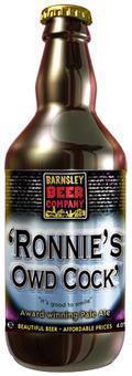 Barnsley Beer Company Ronnie's Owd Cock