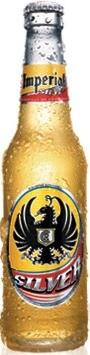 Cerveza Imperial Silver
