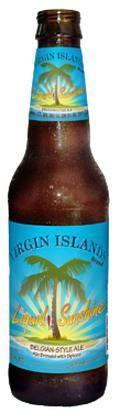 St. John Brewers Virgin Islands Liquid Sunshine
