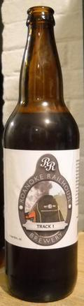 Roanoke Railhouse Track 1 Amber Lager