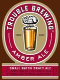 Trouble Brewing Red Flag Amber Ale