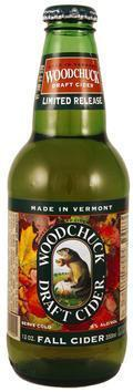 Woodchuck Fall Harvest