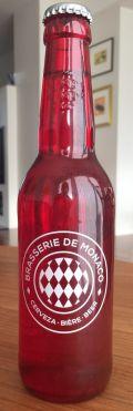 Brasserie de Monaco Beer (Blonde 5°)