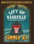 Yazoo Lift Up Nashville Summer Ale