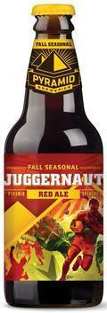 Pyramid Juggernaut Red Ale
