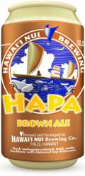 Hawaii Nui Hapa Brown Ale