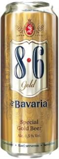 Bavaria 8.6 Gold