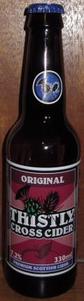 Thistly Cross Cider (7.2% Sparkling)