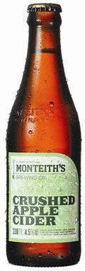 Monteiths Crushed Apple Cider