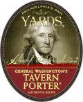 Yards General Washington's Tavern Porter